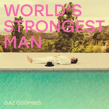 Special pre-sale offer: Gaz Coombes – World's Strongest Man