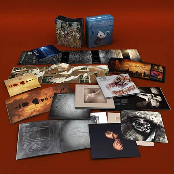 Kate Bush Remastered Part 2 CD box set