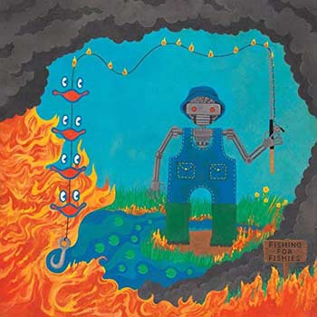Special pre-sale offer: King Gizzard & The Lizard Wizard – Fishing For Fishies